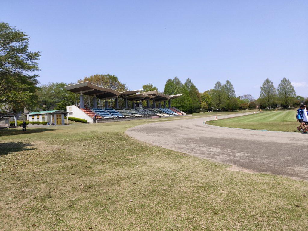 運動公園と陸上競技場