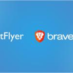 brave(ブレイブ)ブラウザと 仮想通貨取引所bitflyerが業務提携を発表!BATの価格が急上昇?