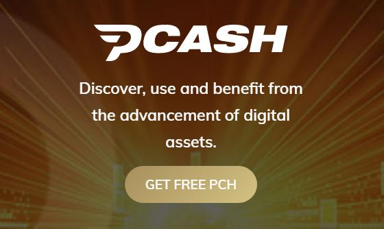 PCASHエアドロップトップ画面